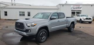 New 2020 Toyota Tacoma 4X4 Double CAB 6A TRD SPORT for sale in Port Hawkesbury, NS