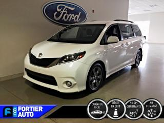 Used 2017 Toyota Sienna SE 8 places 5 portes TA for sale in Montréal, QC