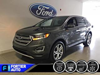 Used 2016 Ford Edge 4 portes Titanium, Traction intégrale for sale in Montréal, QC