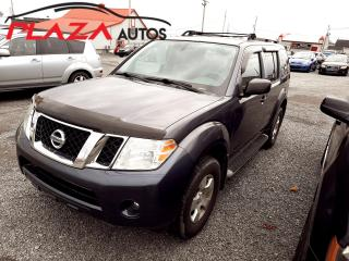 Used 2012 Nissan Pathfinder 4WD 4dr S for sale in Beauport, QC