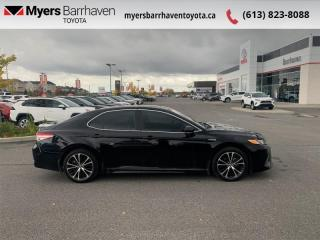 Used 2019 Toyota Camry Hybrid SE  - Sunroof -  Navigation - $213 B/W for sale in Ottawa, ON
