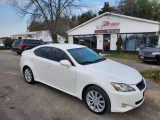 Used 2007 Lexus IS 350 is 350 for sale in Barrie, ON