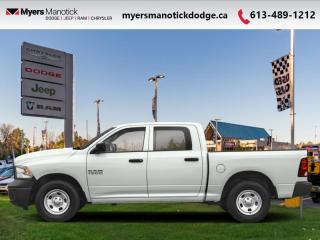 New 2020 RAM 1500 Classic - $256 B/W for sale in Ottawa, ON