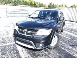 Used 2017 Dodge Journey SXT 2WD for sale in Cayuga, ON