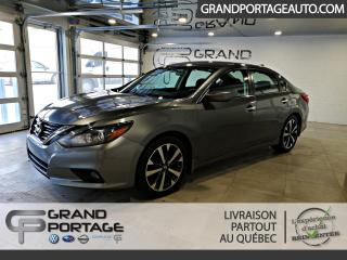 Used 2016 Nissan Altima 2.5 SR berline I4 4 portes CVT for sale in Rivière-Du-Loup, QC