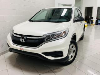 Used 2016 Honda CR-V LX **AWD, SIÈGES CHAUFFANTS** for sale in Chicoutimi, QC