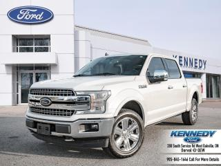Used 2019 Ford F-150 Lariat for sale in Oakville, ON