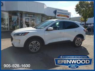 Used 2020 Ford Escape SEL for sale in Mississauga, ON