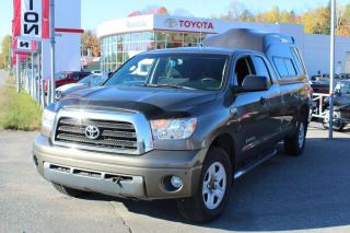 Used 2007 Toyota Tundra Cabine double 4 RM 165 po 5,7 L SR5 for sale in Shawinigan, QC