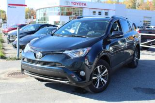 Used 2017 Toyota RAV4 Traction intégrale 4 portes XLE for sale in Shawinigan, QC