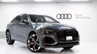 New 2021 Audi RS 4 Q8 for sale in Winnipeg, MB