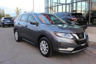 Used 2017 Nissan Rogue S TA CAMÉRA*SIÈGES CHAUFFANT*MAIN LIBRE for sale in Lévis, QC
