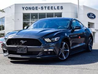 Used 2017 Ford Mustang V6 for sale in Thornhill, ON