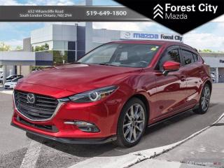 Used 2018 Mazda MAZDA3 Sport GT PREMIUM | FACTORY AERO KIT for sale in London, ON