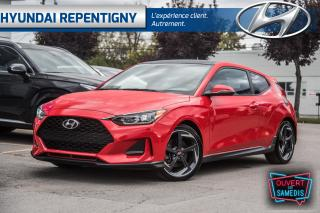 Used 2019 Hyundai Veloster Turbo 1.6T**A/C, MAGS, TOIT PANORAMIQUE, MAGS** for sale in Repentigny, QC