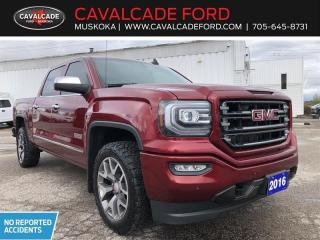 Used 2016 GMC Sierra 1500 SLT for sale in Bracebridge, ON