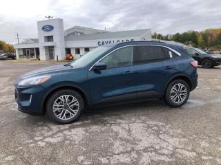 New 2020 Ford Escape SEL for sale in Bracebridge, ON