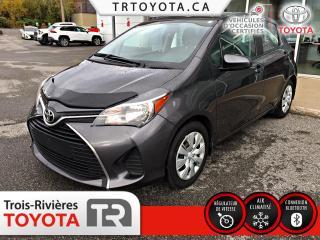 Used 2016 Toyota Yaris Hatchback Hayon 5 portes, boîte automatique, LE for sale in Trois-Rivières, QC
