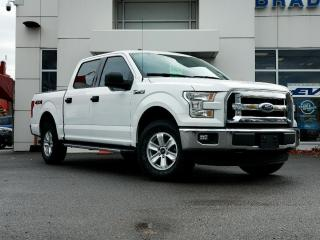 Used 2016 Ford F-150 XLT for sale in Kingston, ON