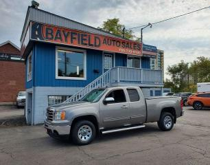 Used 2013 GMC Sierra 1500 Nevada Extended Cab 4x4 **Only 102k!** for sale in Barrie, ON