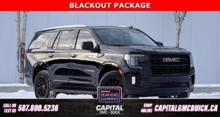 New 2021 GMC Yukon SLT 4WD for sale in Edmonton, AB