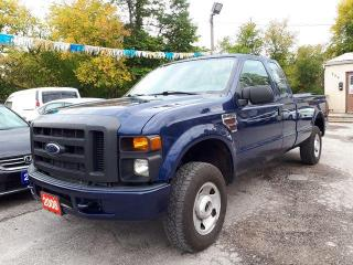Used 2008 Ford F-250 Super Duty XL,Diesel,Low Kms!! for sale in Oshawa, ON