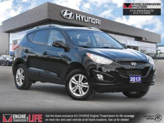 Used 2013 Hyundai Tucson GLS  - Sunroof -  Bluetooth - $129 B/W for sale in Nepean, ON