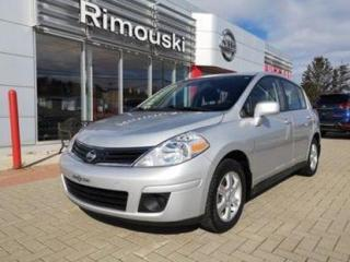 Used 2012 Nissan Versa 5dr HB I4 1.8 SL for sale in Rimouski, QC