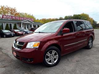 Used 2010 Dodge Grand Caravan SXT for sale in Oshawa, ON