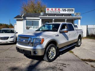 Used 2010 Ford F-150 King Ranch for sale in Barrie, ON