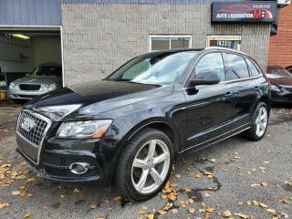 Used 2012 Audi Q5 2012 Audi Q5 PRENIUM PLUS S-LINE**93.00$ for sale in Lemoyne, QC
