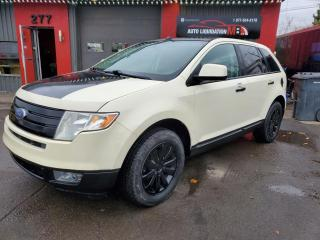 Used 2008 Ford Edge 2008 FORD EDGE LIMITED**FINANCEMENT 100% for sale in Lemoyne, QC