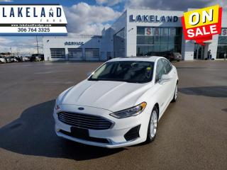 Used 2019 Ford Fusion SEL  - $159 B/W for sale in Prince Albert, SK