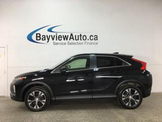 Used 2020 Mitsubishi Eclipse Cross ES - AWD! REVERSE CAM! ALLOYS! + MORE! for sale in Belleville, ON