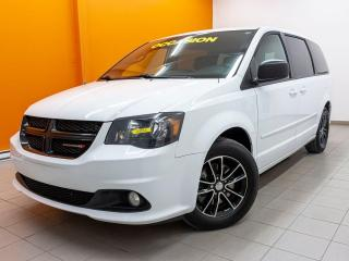 Used 2016 Dodge Grand Caravan BLACKTOP *DVD* STOW'N'GO* CAMERA *BLUETOOTH* PROMO for sale in Mirabel, QC