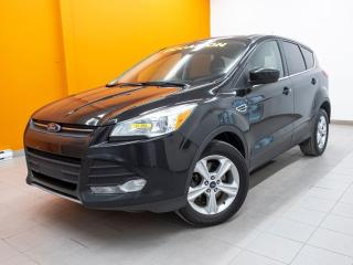 Used 2015 Ford Escape SE AWD BLUETOOTH CAMÉRA RECUL *SIÈGES CHAUFFANTS* for sale in Mirabel, QC