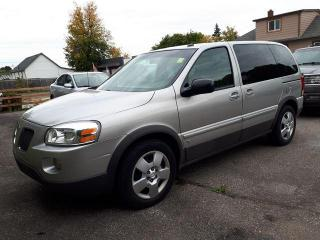 Used 2009 Pontiac Montana Sv6 w/1SA for sale in Oshawa, ON