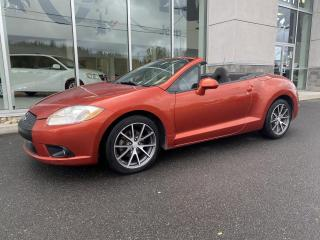 Used 2011 Mitsubishi Eclipse Spyder GS AUTO for sale in Ste-Agathe-des-Monts, QC