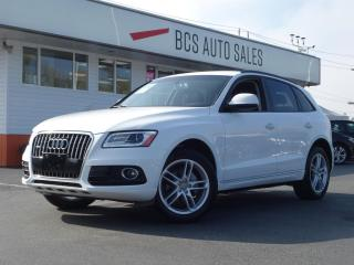 Used 2016 Audi Q5 All Wheel Drive, Select Driving Modes, Local for sale in Vancouver, BC