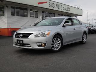 Used 2015 Nissan Altima S for sale in Vancouver, BC