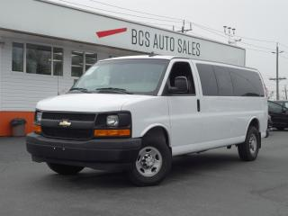Used 2017 Chevrolet Express Only 9970 kms, 15 Passenger, Dual Climate for sale in Vancouver, BC