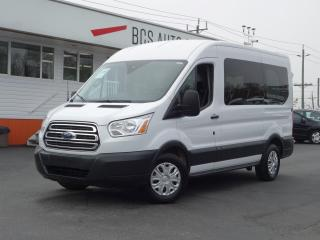 Used 2018 Ford Transit XLT 8 Passenger for sale in Vancouver, BC