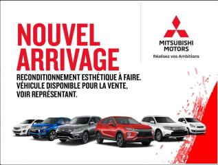Used 2020 Mitsubishi RVR LIMITED**4X4**MAGS NOIR**LIQUIDATION 79$/SEMAINE** for sale in Terrebonne, QC