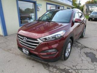 Used 2016 Hyundai Tucson ALL-WHEEL DRIVE SE EDITION 5 PASSENGER 2.0L - DOHC.. NAVIGATION.. LEATHER.. HEATED SEATS.. PANORAMIC SUNROOF.. BACK-UP CAMERA.. BLUETOOTH.. for sale in Bradford, ON