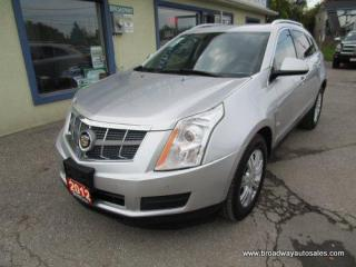 Used 2012 Cadillac SRX ALL-WHEEL DRIVE LUXURY MODEL 5 PASSENGER 3.6L - V6.. LEATHER.. HEATED SEATS.. PANORAMIC SUNROOF.. BACK-UP CAMERA.. BLUETOOTH SYSTEM.. BOSE AUDIO.. for sale in Bradford, ON