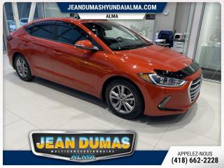 Used 2018 Hyundai Elantra MODÈLE GL SE BA for sale in Alma, QC