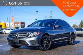 Used 2019 Mercedes-Benz C-Class C 300 4Matic Navigation Panoramic Sunroof Bluetooth Blind Spot Keyless Heated Front Seats 17