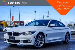 Used 2018 BMW 4 Series 440i xDrive Navigation Sunroof Bluetooth Backup Camera Heated Front Seats 19