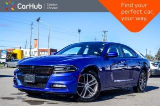 Used 2019 Dodge Charger SXT Plus AWD Navigation Sunroof Bluetooth Remote Start Backup Camera Leather 19