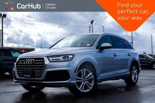 Used 2017 Audi Q7 3.0T Progressiv AWD 7 Seater Navigation Panoramic Sunroof Leather Bluetooth Backup Camera 19